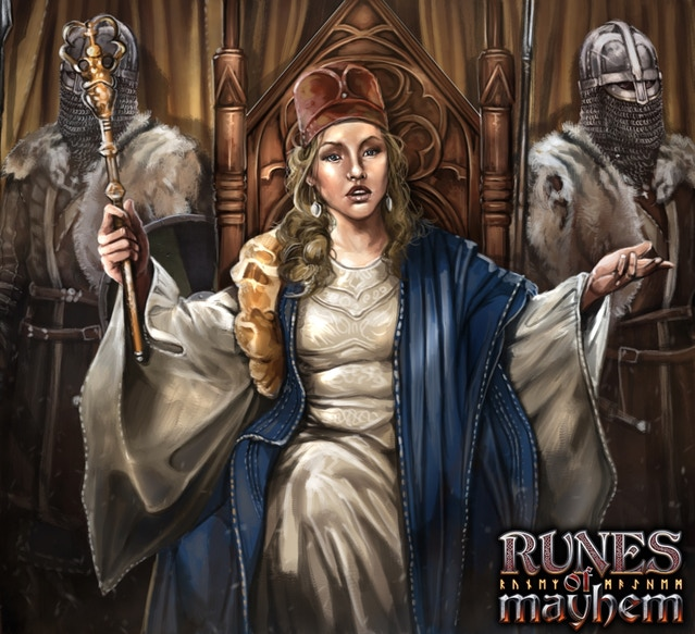 Lady Aethelflaed of Mercia
