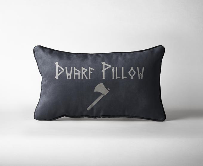 Dwarf Pillow