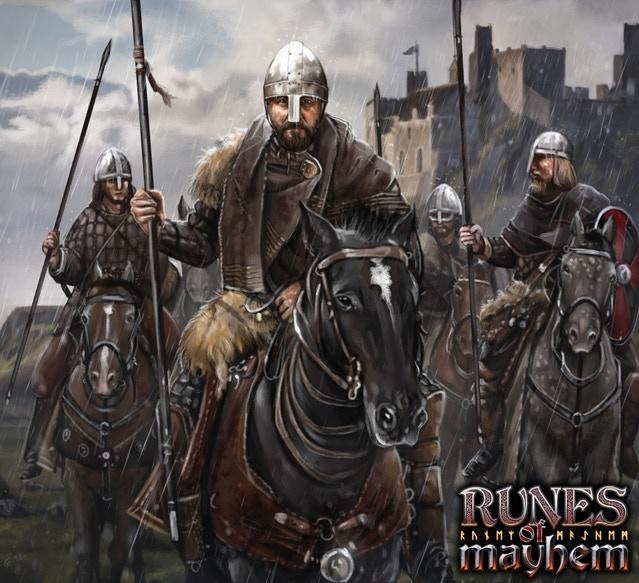 Mercenary Horsemen