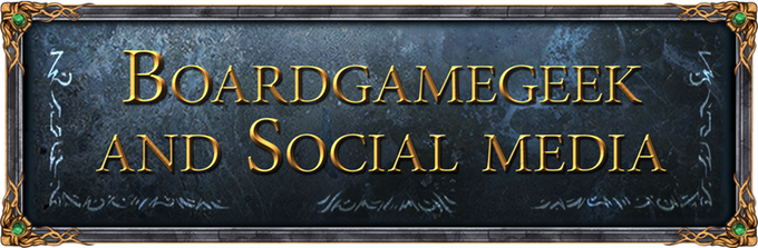 BoardGameGeek and Social Media